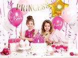 Mooideco - Feest decoratie box princess roze-goud