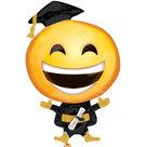 Mooideco - Mr graduate folie ballon