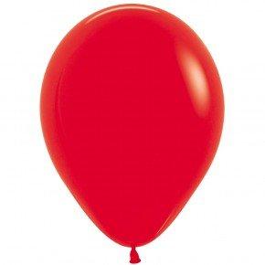 30 cm Ballonnen Sempertex Fashion Red
