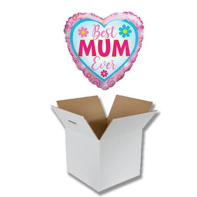UITVERKOCHT Cadeauballon best mum ever