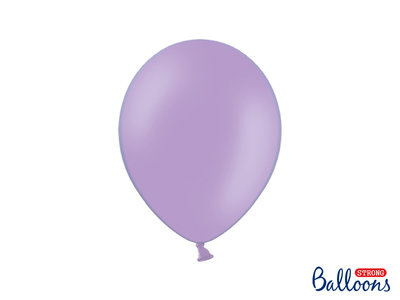 28 cm Ballonnen Strong Balloons Pastel Lavender Blue
