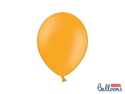 28 cm Ballonnen Strong Balloons Manderin Orange