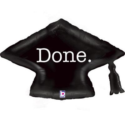 79 cm folieballon Grabo graduation cap